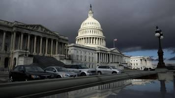 Senate Vote To Override Trump Emergency Declaration Veto Fails