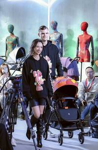 Goodbaby Launched New Products Designed by Dutch Illustrator Rick Berkelmans in Celebration of its 30th Anniversary