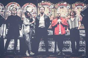 avalanche party share bold clip for 'rebel forever'