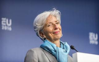 Former IMF chief Christine Lagarde appointed head of European Central Bank