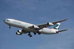 hong kong's cathay says september passenger traffic slumps