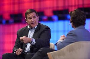oracle co-ceo mark hurd dies at 62, company confirms