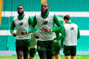 celtic squad revealed as olivier ntcham an injury doubt for ross county clash