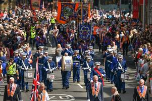 Sheriff says re-routing Glasgow Loyalist parades was 'reasonable' after 'human rights' appeal