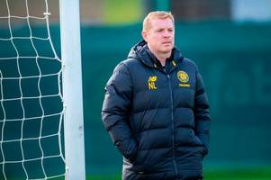 watch neil lennon's celtic press conference as he drops fearful hint over hoops stars using social media