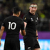 2019 Rugby World Cup: Rate the All Blacks in their quarter-final against Ireland