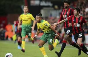 norwich gets 1st away point with 0-0 draw at bournemouth