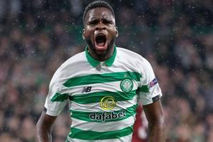 celtic boss neil lennon blocks odsonne edouard transfer after agent talks