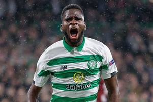celtic star odsonne edouard urged to hold out for arsenal or man utd transfer