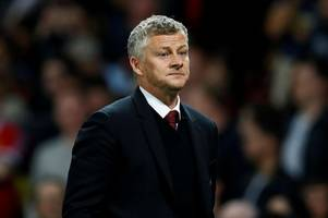 Ole Gunnar Solskjaer will quit Manchester United if he is holding team back