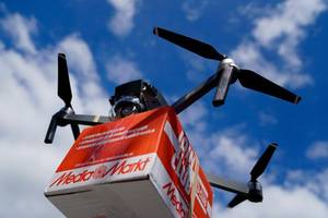 alphabet's wing begins first commercial drone delivery service in u.s., beating amazon, uber