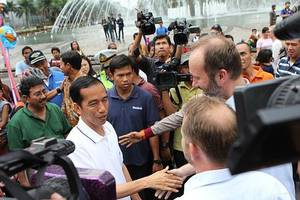 indonesia's widodo faces daunting goals in final term