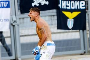 celtic fired ominous ciro immobile warning as lazio goal machine hailed among world's best strikers