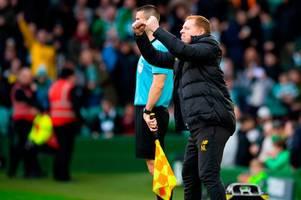 neil lennon issues rangers title challenge as celtic boss hails 'exhilarating' hoops