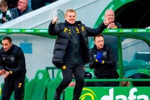 neil lennon reveals the celtic half-time challenge that inspired goal blitz as he ranks display among all-time best