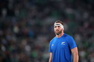new zealand v ireland live: kick-off time, tv channel and score updates from rugby world cup quarter-final