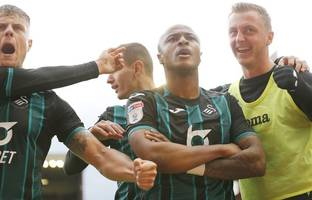 Steve Cooper's Barnsley 'dissatisfaction' as Swansea City boss makes positive Andre Ayew admission