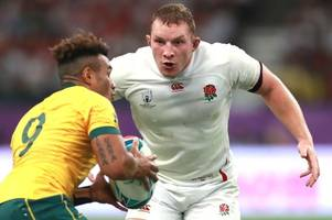 the 'beast of a player' developed in wales who has just helped england surge into the rugby world cup semi-finals
