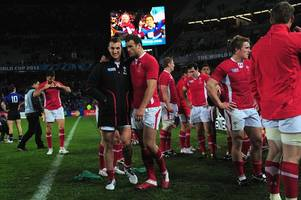 the four rugby matches that still haunt jamie roberts and why only wales reaching world cup final can ease the pain