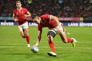 try ace josh adams hits back at french claims that wales playing boring rugby