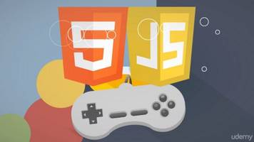 udemy class review: html5 game from scratch step by step learning javascript