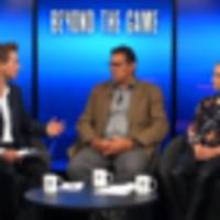 2019 rugby world cup: beyond the game - all blacks v ireland review with buck shelford and michaela blyde