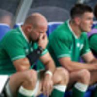 2019 rugby world cup: ireland left heartbroken after all blacks quarter-final defeat