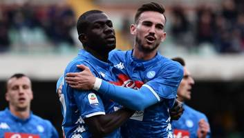 napoli president admits that kalidou koulibaly and fabian ruiz will be sold 'sooner or later'