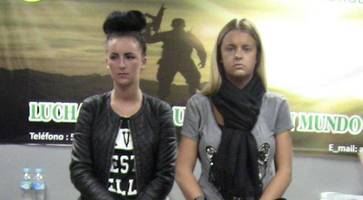 peru two drug mule michaella mccollum admits she thought south american country 'was in spain'