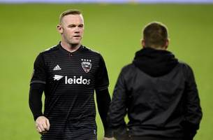 toronto advances, ends wayne rooney's mls career