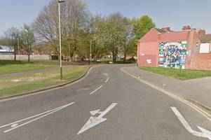 armed police called to leicester street after young woman took airgun out for target practice