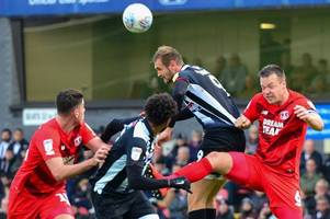 grimsby town need to go 'back to basics' in league two, says manager michael jolley