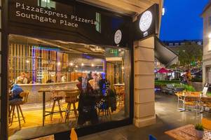 bath's pizza express restaurants get revamp with new menu