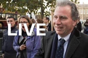 letwin on marr live: bbc quiz west dorset mp about how amendment delayed brexit vote