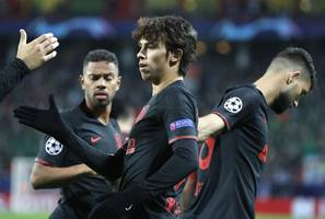 atletico madrid confirm joao felix suffered sprained ankle during valencia clash