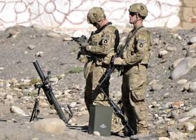 defense secretary mark esper visits afghanistan to chart a path forward