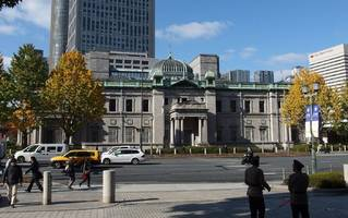 kuroda says boj can 'certainly' cut short-term rates if it were to ease