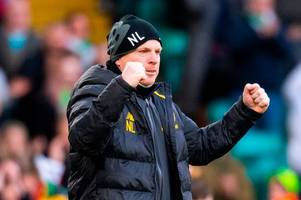 neil lennon predicts celtic park frenzy as boss insists hoops are 'set up beautifully' for lazio