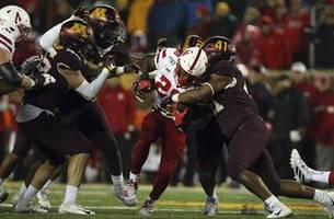 frost says huskers' maurice washington not with team for now