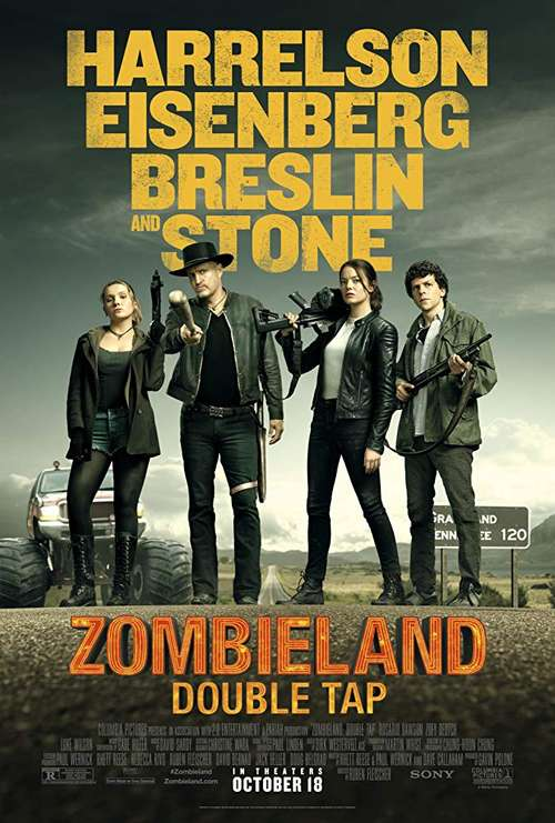 movie review: zombieland: double tap