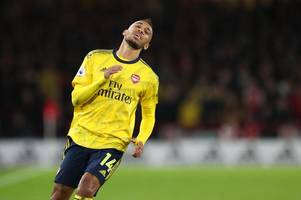 Arsenal in danger of repeating Arsene Wenger problem with Pierre-Emerick Aubameyang