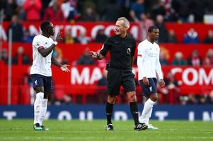 Ex-referee blasts Man Utd goal vs Liverpool and labels VAR a total embarrassment