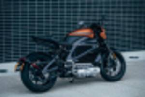 harley-davidson livewire electric motorcycle back in production