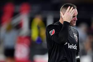 'that's not how it went' - wayne rooney's dc united tenure summed up as manchester united legend prepares for derby county move