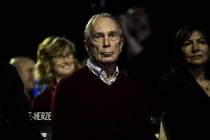 michael bloomberg 'still looking at' a presidential run ... but only if biden is out