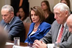US House speaker Pelosi makes unannounced visit to Afghanistan