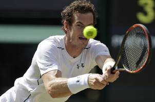'i'm very proud': andy murray lands historic first success since hip surgery
