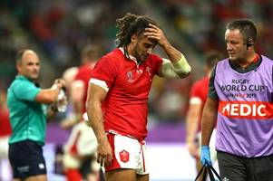 rugby world cup live updates as josh navidi out of tournament and replacement to be called up