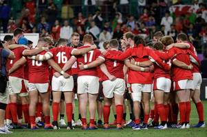 The new world rugby rankings table as Wales drop behind England before Rugby World Cup semi-finals