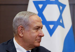 netanyahu celebrates 70'th birthday, gets a phone call from putin